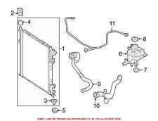 For Mercedes Genuine Engine Coolant Overflow Hose 1665001091