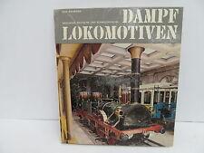eso-11571Eisenbahnbuch Englische,Deutsche,Schweizerische Dampflokomotiven