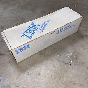 IBM 5140 PC Convertible Serial  / Parallel Adapter in Original Box!