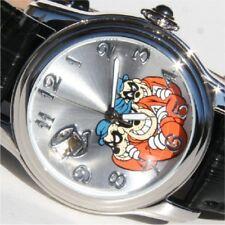 DISNEY Reloj Reloj Automático Ladrones de cajas fuertes NUEVO
