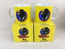 2 - Vintage Applause Dick Tracy Coffee Cup Mug under Walt Disney Company