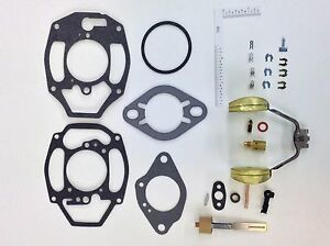 ROCHESTER B-BC CARBURETOR KIT 1932-1962 CHEVY GMC TRUCK 216-235-261 ENGINE FLOAT