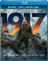 1917 (Blu-ray Disc Only with Box) (These Go Fast)