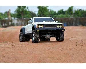 Cross RC PG4L 1/10 4x4 2-Speed Dually Pickup Truck Crawler Kit [CZRPG4L]