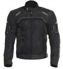 Blousons noirs RST pour motocyclette Eté