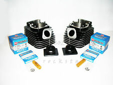 Nouveau Piston Cylindre Kit Avec Air Intake Manifolds pour YAMAHA RD 350 RD350 R5