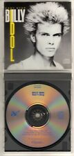 BILLY IDOL: DON'T STOP CD EP CHRYSALIS RECORDS OUT OF PRINT