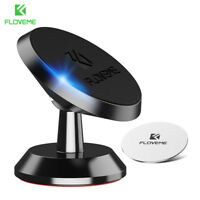 Universal 360 Rotating Magnetic Holder Car Dash Mount Bracket For Cell Phone GPS