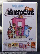"The Aristocats Movie Poster 2"" X 3"" Fridge / Locker Magnet. Walt Disney"