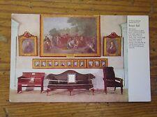 Vintage Postcard Banquet Hall, Independence Hall, Philadelphia, Pa.