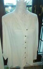 Ivory shirt by Savoir 12