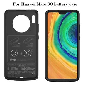 Portable Slim Battery Charger Case For Huawei Mate 30 5200mah
