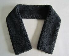 Horse Girth cover for saddle AUSTRALIAN MADE  gentle Protection BLACK sherpa