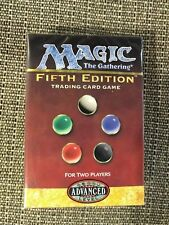 Magic The Gathering 5th Edition Two Player Starter Deck