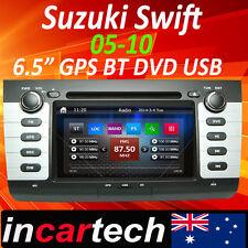 Car GPS Player Navigation USB for Suzuki Swift HD DVD Stereo 05 06 07 08 09 10