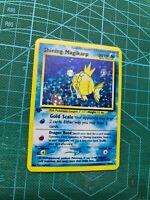 Shining Magikarp Karpador Proxy Custom Pokemon Card in Holo