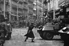 Guerre d'Algérie - Les gendarmes mobiles à Alger le 13 mai 1958
