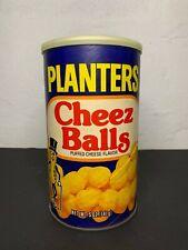 New ListingVintage 1970s Planters Cheez Balls 5oz Cardboard Can — Excellent Condition!