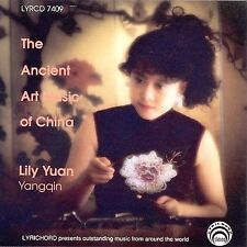 The Ancient Art Music of China by Lily Yuan (CD, Oct-1991, Lyrichord)