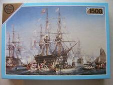 Napoleone 3 ricezione regina Vittoria a cherbourge 1500 Pezzo Puzzle
