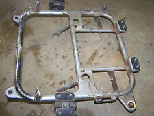 yamaha venture royale 1300 rear back trunk bracket mount frame rack 89 91 86 87