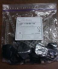 Ortho Kinetics Nitro orthodontic headgear modules, medium force - 10 pack NTBKMP