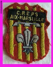 IN3529 - PATCH CREPS AIX-MARSEILLE