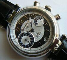 Russische mechanische Uhr POLJOT. Basilika Chronograph 3133. Neu!