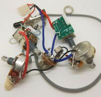 Electric Guitar Pickup Pro Wiring Harness Push Pull Pots for Epiphone Les Paul