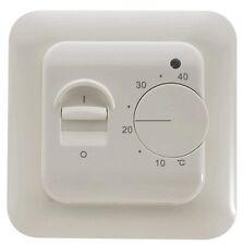 Fußbodenheizung Manueller Thermostat Einfacher gebrauch