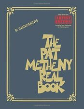 The Pat Metheny Real Book: Artist Edition B-Flat Instruments-MUSIC BOOK-COMB-NEW