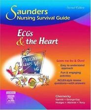 Saunders Nursing Survival Guide: ECGs and the Heart, Rebecca K. Hodges, Beverly