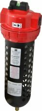 """RTI Eliminizer 3/4"""" 90 CFM Air Dryer/Filter Unit Polycarbonate, 15-1/2"""" High ..."""