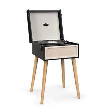 Schallplattenspieler Vinyl Turntable Bluetooth USB MP3 Player Stereolautsprecher
