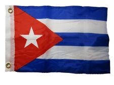 "12x18 12""x18"" Country of Cuba Cuban Boat Flag indoor/outdoor"
