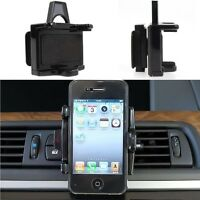 Universal 360°Rotating Mobile Phone In Car Air Vent Mount Holder Cradle Stand