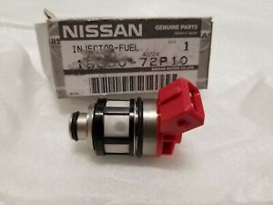 Brand New NISSAN OEM Fuel Injector Fits 1992-1997 Nissan Trucks 2.4L  1660072P10
