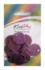 KnitPro Needle Size ID Tags Set of 12 Knitting Tool Knit Pro