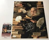 WARWICK DAVIS Signed 11X14 Harry Potter IN PERSON Autograph JSA COA