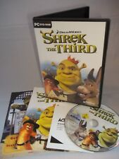 PC Game - The Sims unleashed - Shrek The Third