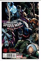 Amazing Spider-Man Renew Your Vows #1 Decomixado Ramos Variant 9.2