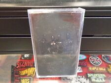 WEEZER The Black Album BLACK Colored Cassette Tape NEW Blue Green Red