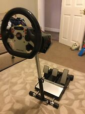 Fanatec Steering Wheel, pedals, Shifters and stand