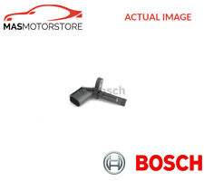 ABS WHEEL SPEED SENSOR FRONT REAR RIGHT LEFT BOSCH 0 265 007 930 G NEW