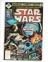Star Wars #5 GD Marvel Comics 1977 1st Wedge Antilles