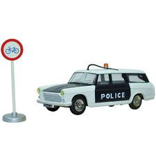 1/43 Atlas Miniatures Dinky toys 1429 BREAK PEUGEOT 404 POLICE DIECAST MODEL TOY