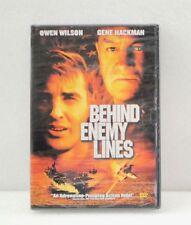 Behind Enemy Lines DVD Movie Original Release