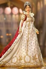 EMPRESS JOSEPHINE France Women of Royalty GOLD Label NIB Collector Barbie Doll