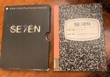 Seven SE7EN (DVD New Line Platinum Series)
