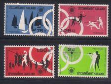Thailand 1975 Sc # 753-55 Mnh Og (48526)
